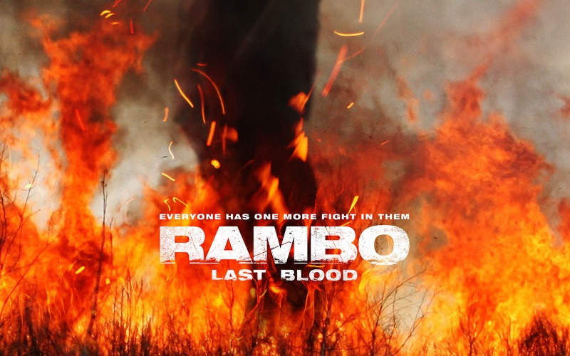 Rambo Is Out To Get Last Blood