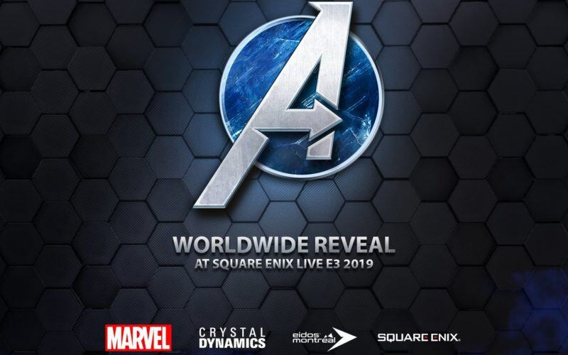Marvel's Avengers Will Be Showcased At Square Enix's E3 Conference