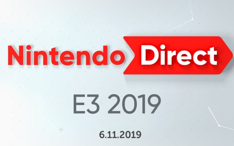 Nintendo Direct At E3
