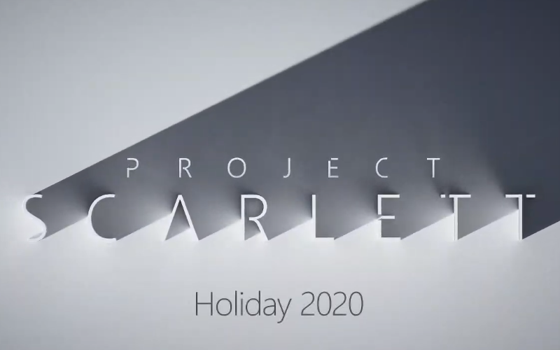 Project Scarlett Details Revealed By Xbox