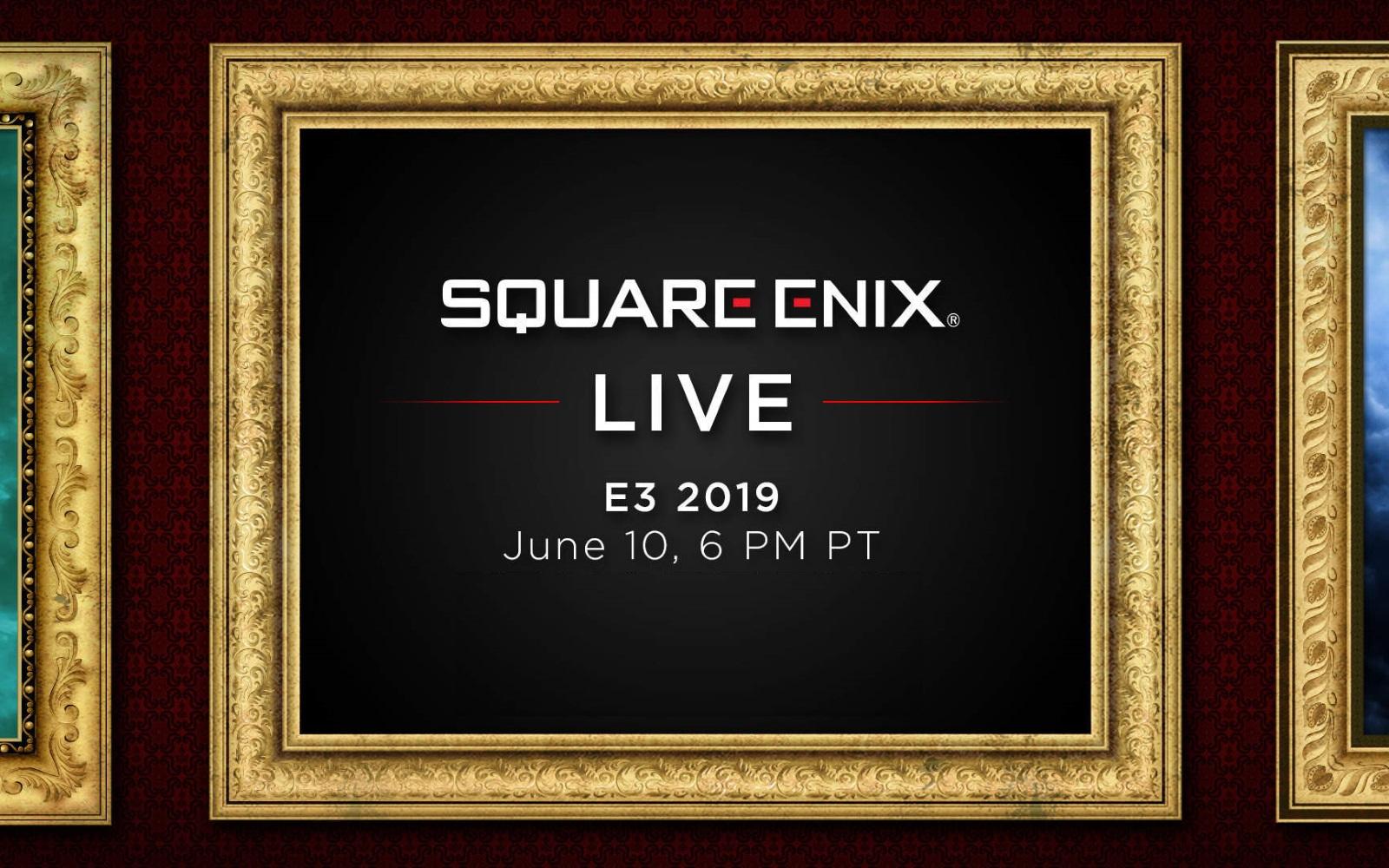 Square Enix E3 2019 Presentation Rundown