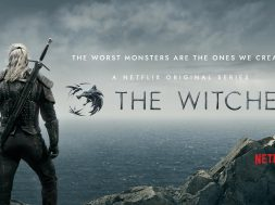The Witcher Netflix Header