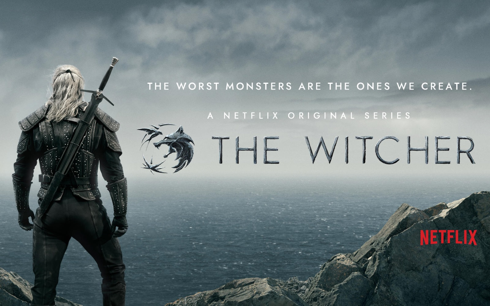 The Witcher Series Gets First Trailer