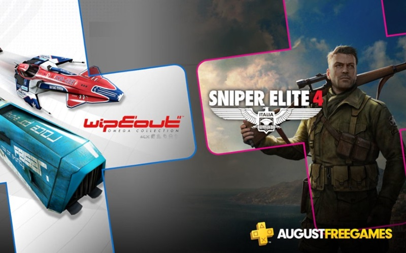 August's PS Plus Games Released
