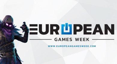 European games week 2019