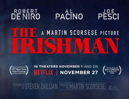 The Irishman Header Pic