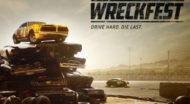 Wreckfest Header