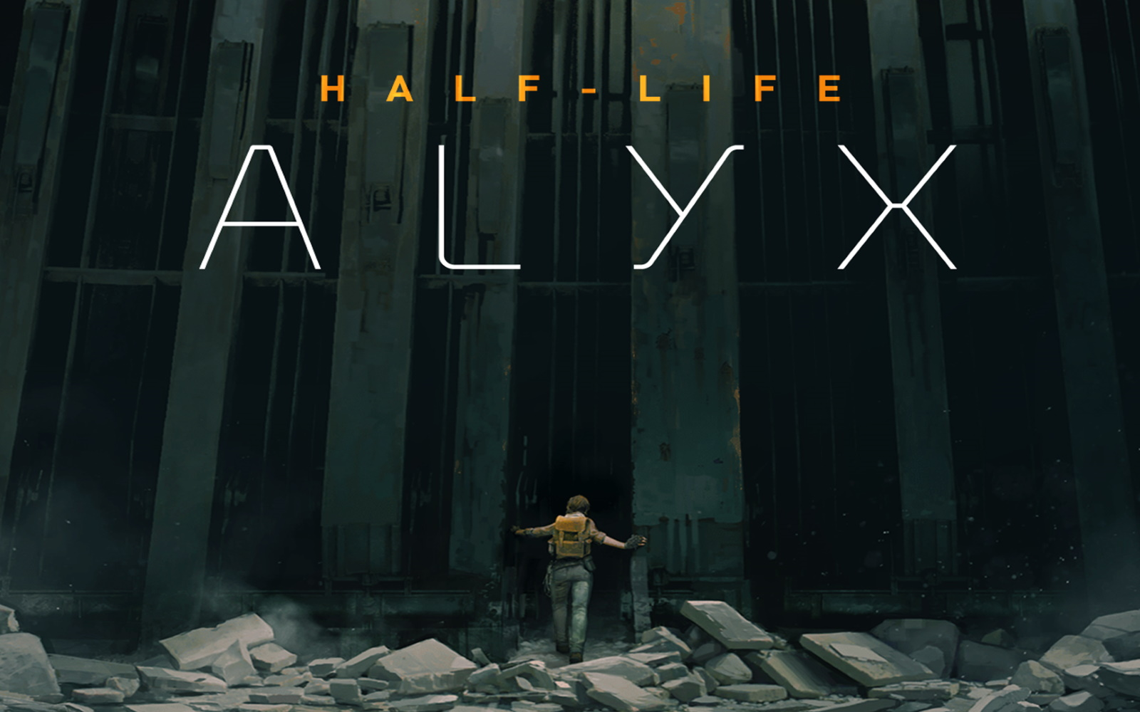 Half-Life: Alyx Revealed