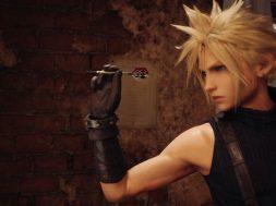 Final Fantasy VII Header