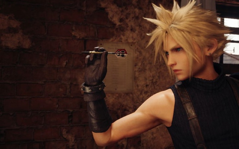 Get To Know Cloud Strife In Latest Final Fantasy VII Remake Trailer
