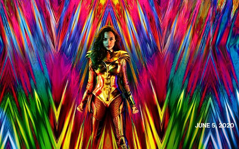 Wonder Women Returns In First 1984 Trailer