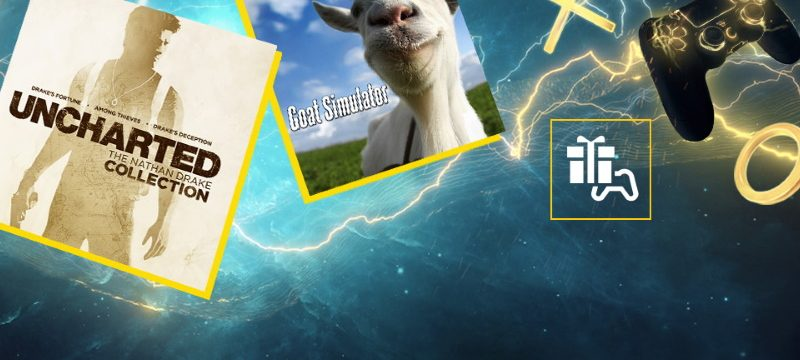 PS Plus January 2020 Header