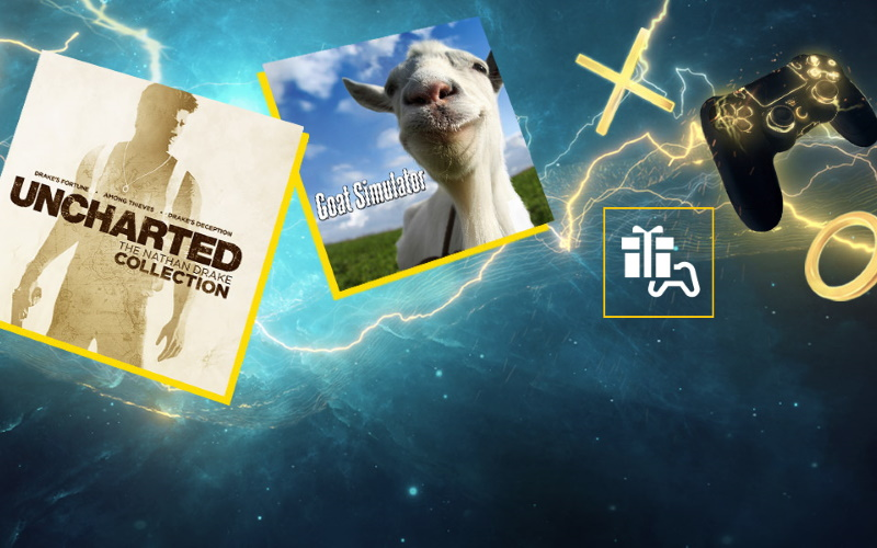 PS Plus January Lineup Revealed