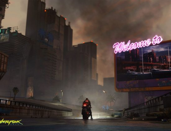 Cyberpunk 2077 Welcome To Paradise