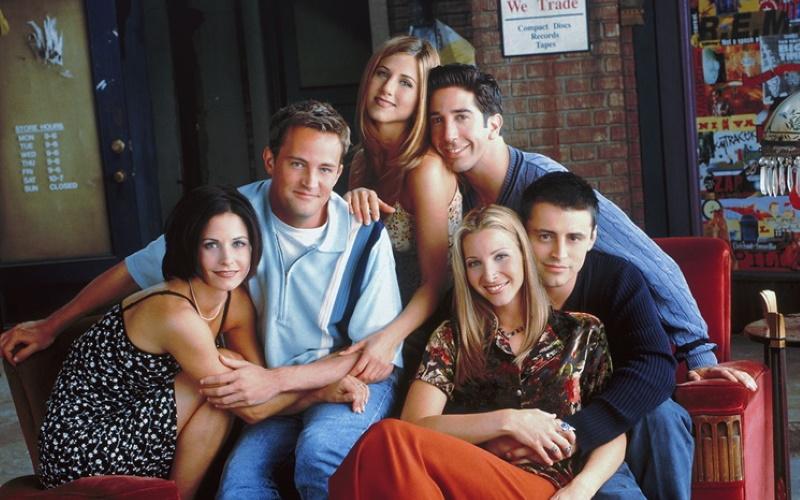 Friends Stars Set For A Reunion