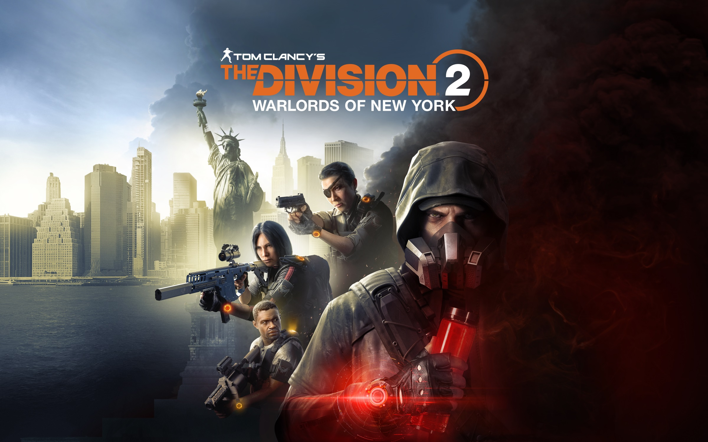 The Division 2 Warlords of New York Info Drop