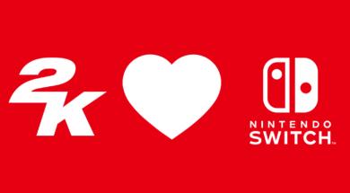 2K loves Nintendo Switch