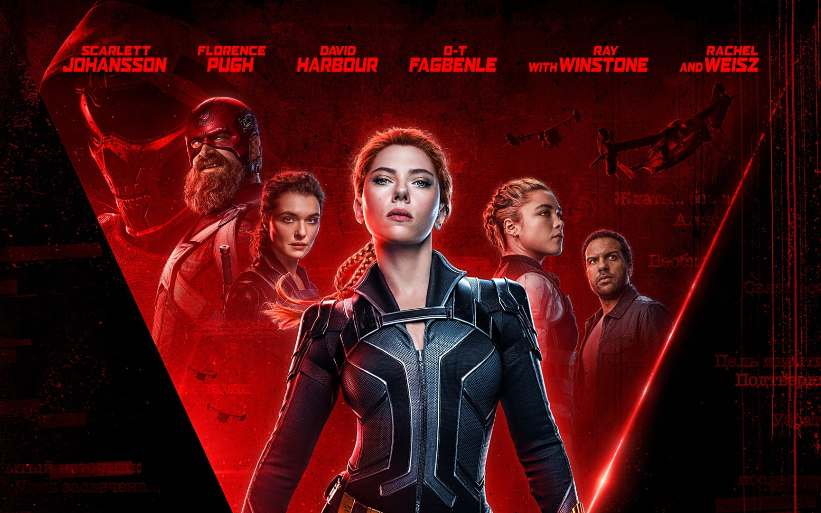 Black Widow Joins The List Of Films Delayed In 2020
