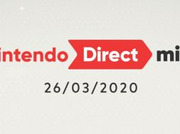 Nintendo Direct Mini Header