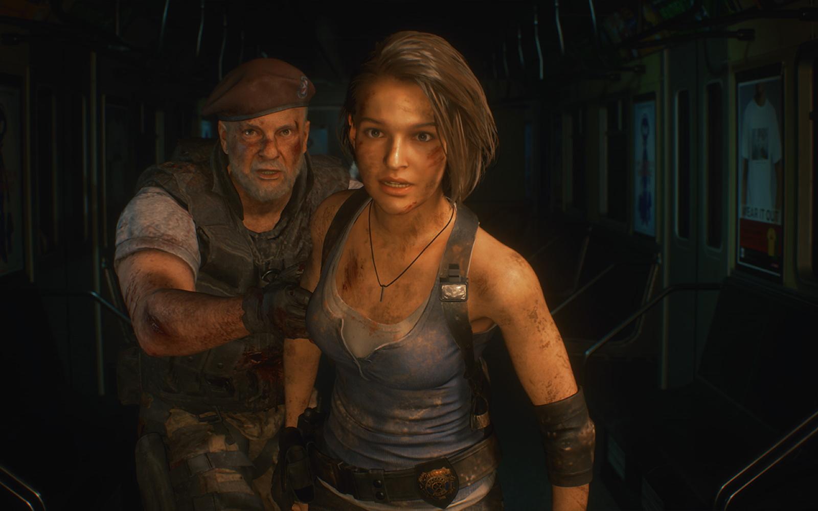 Resident Evil 3 Demo Impressions