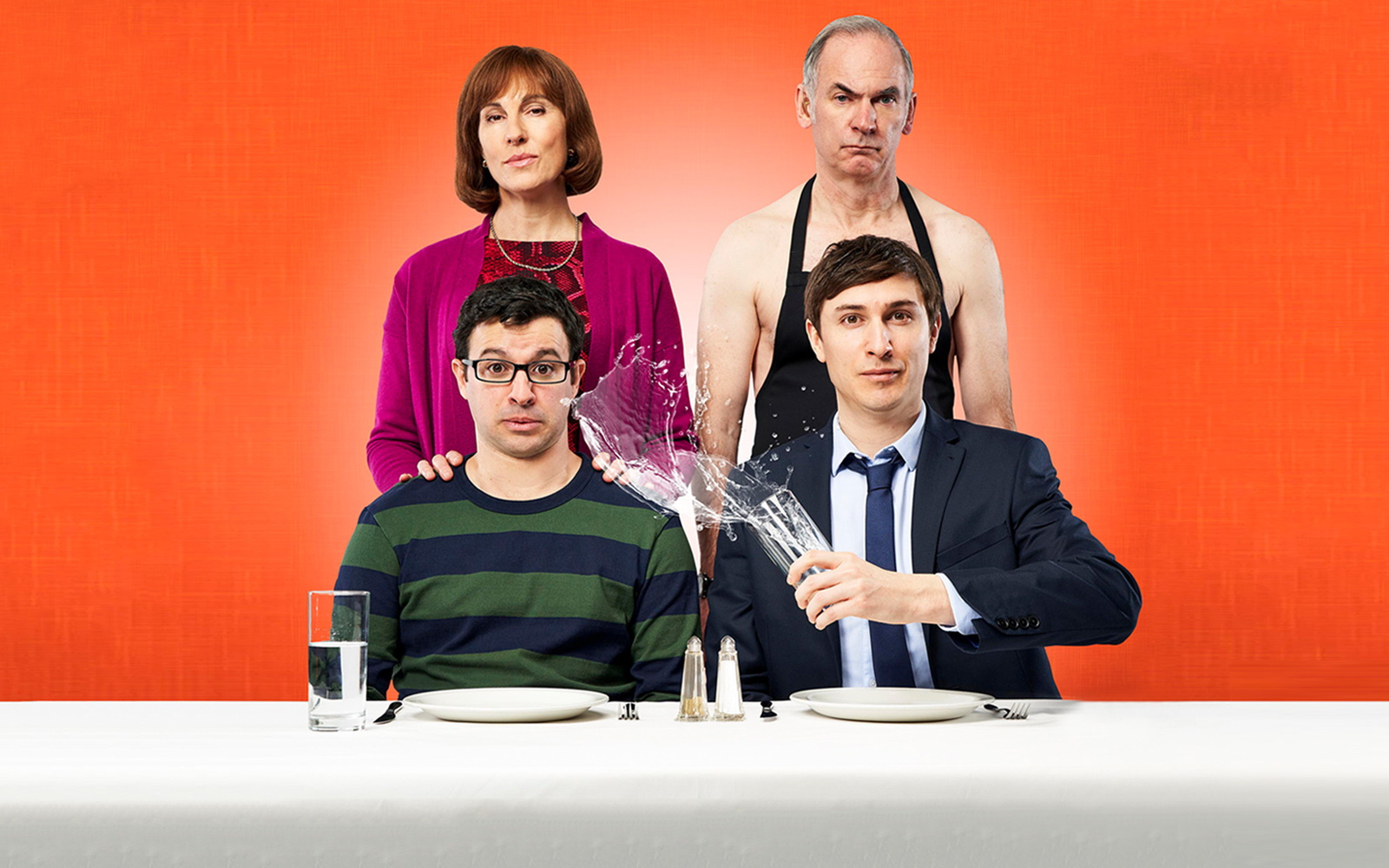 Friday Night Dinner Returns To Channel 4
