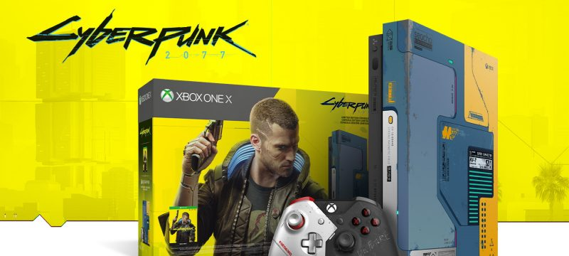 Cyberpunk 2077 Xbox Limited Edition