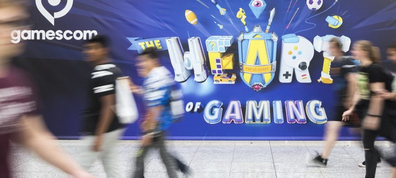 Gamescom Header