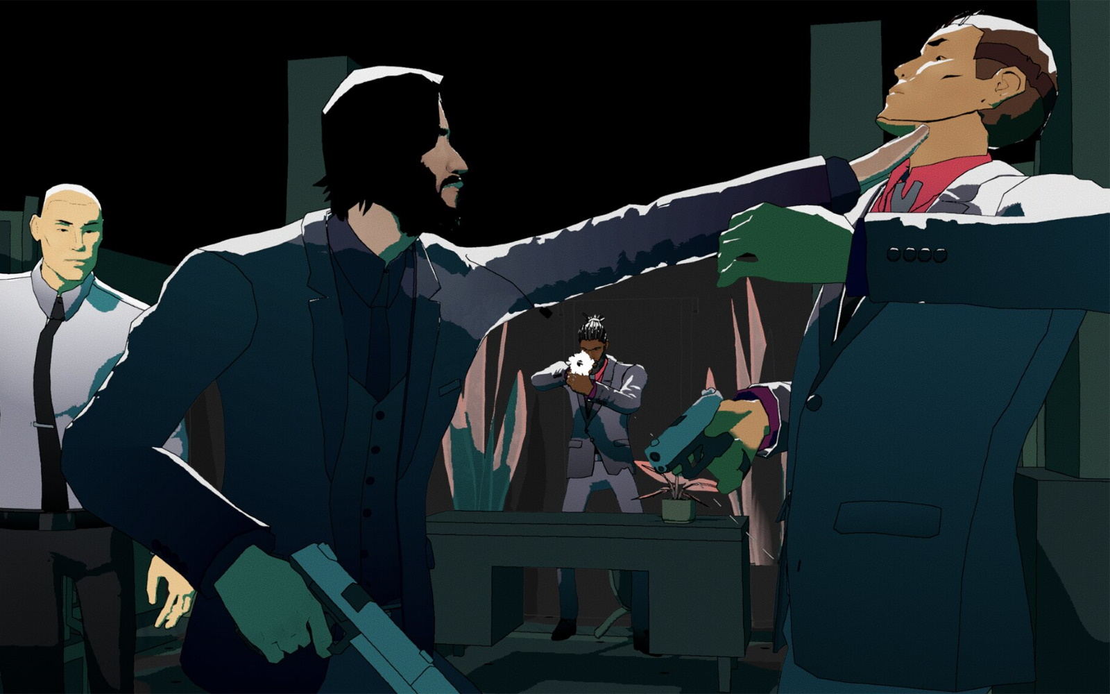 John Wick Hex Coming To PS4 In May