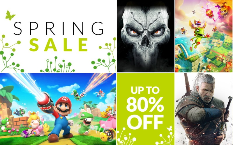 There Is A Sale On Nintendo's eShop