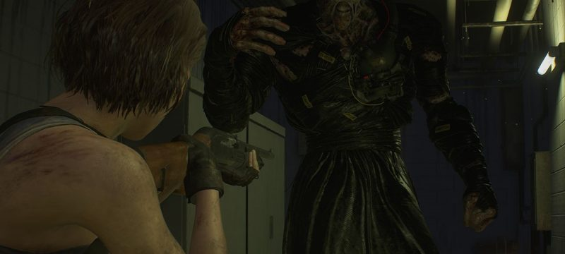 Resident Evil 3 Review Header