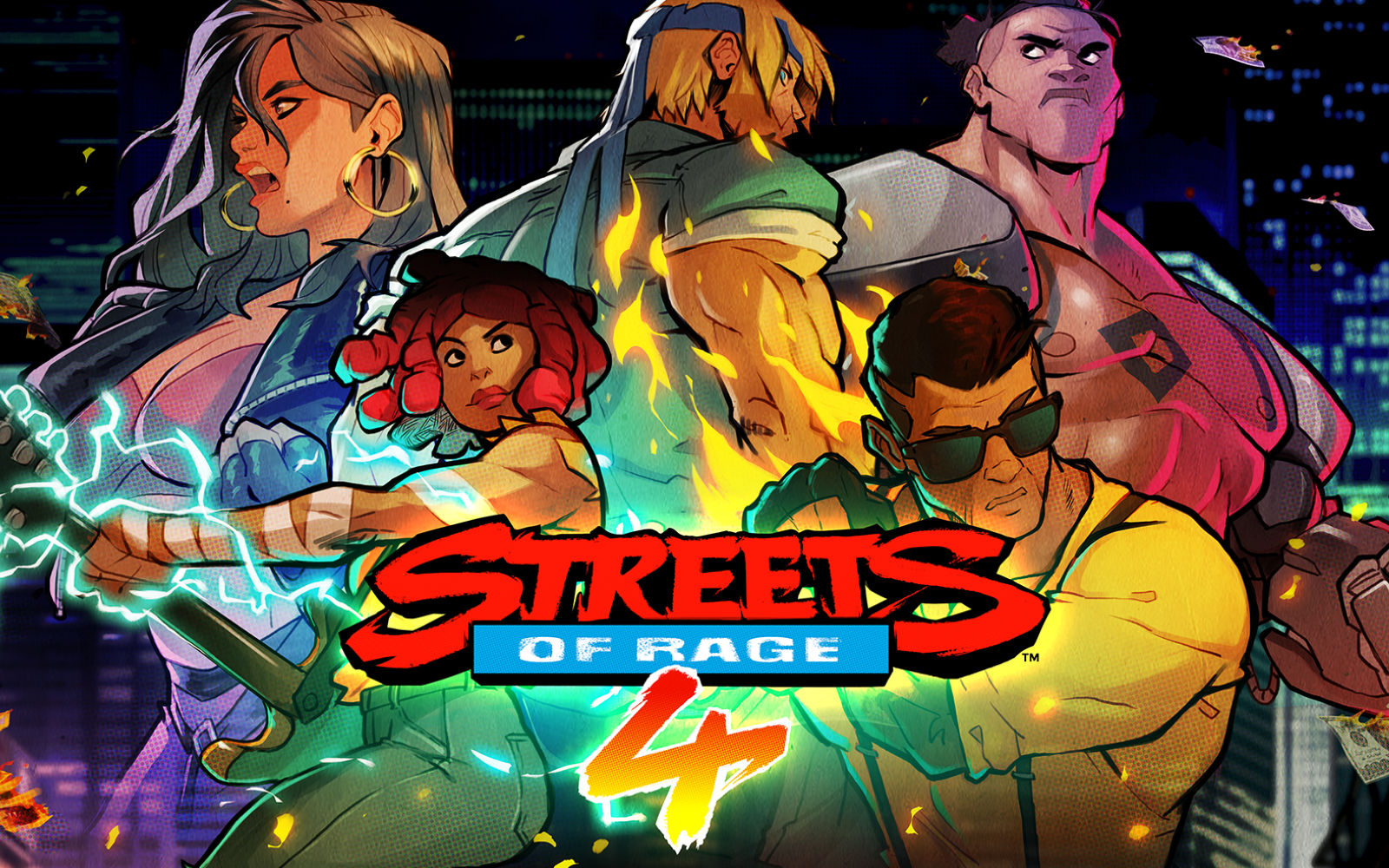 Streets Of Rage 4 – Review