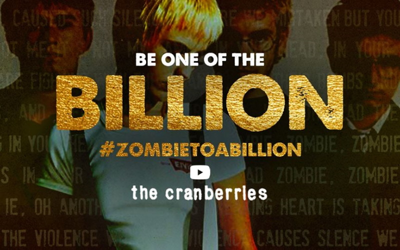 Zombie – The Cranberries – Track Of The Day