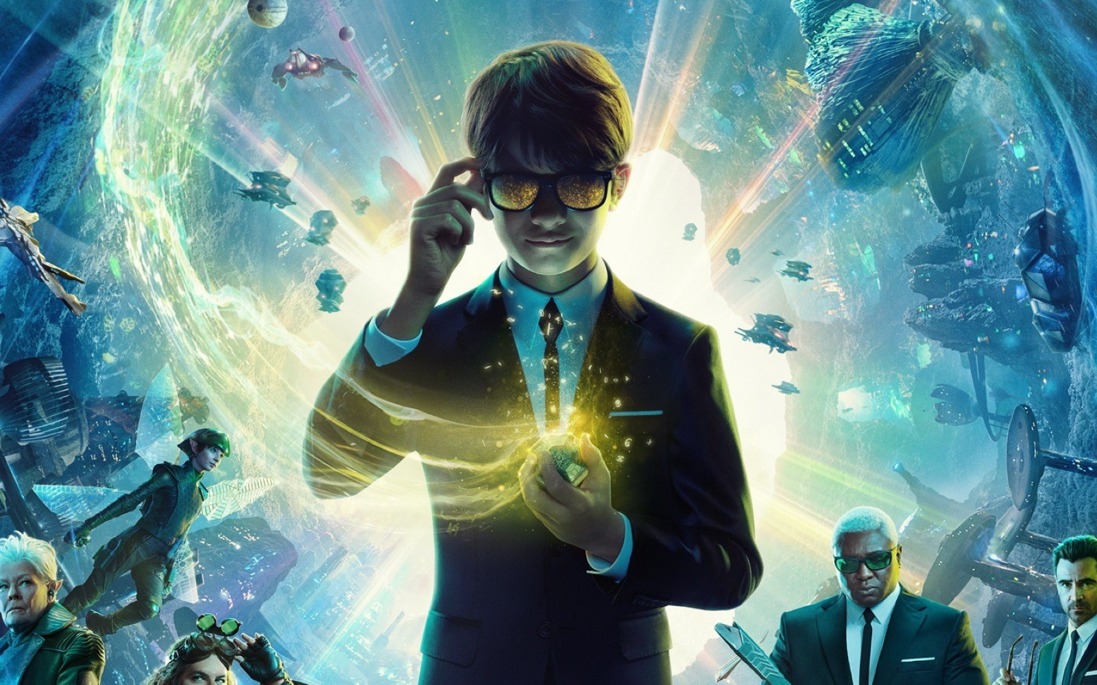 Artemis Fowl Coming To Disney+ On June 12th