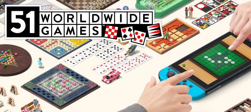 51 Worldwide Games Header