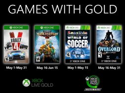 Games With Gold May 2020 Header