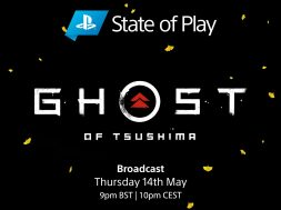 Ghost of Tsushima State of Play Header