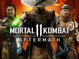 Mortal Kombat 11 Aftermath Header
