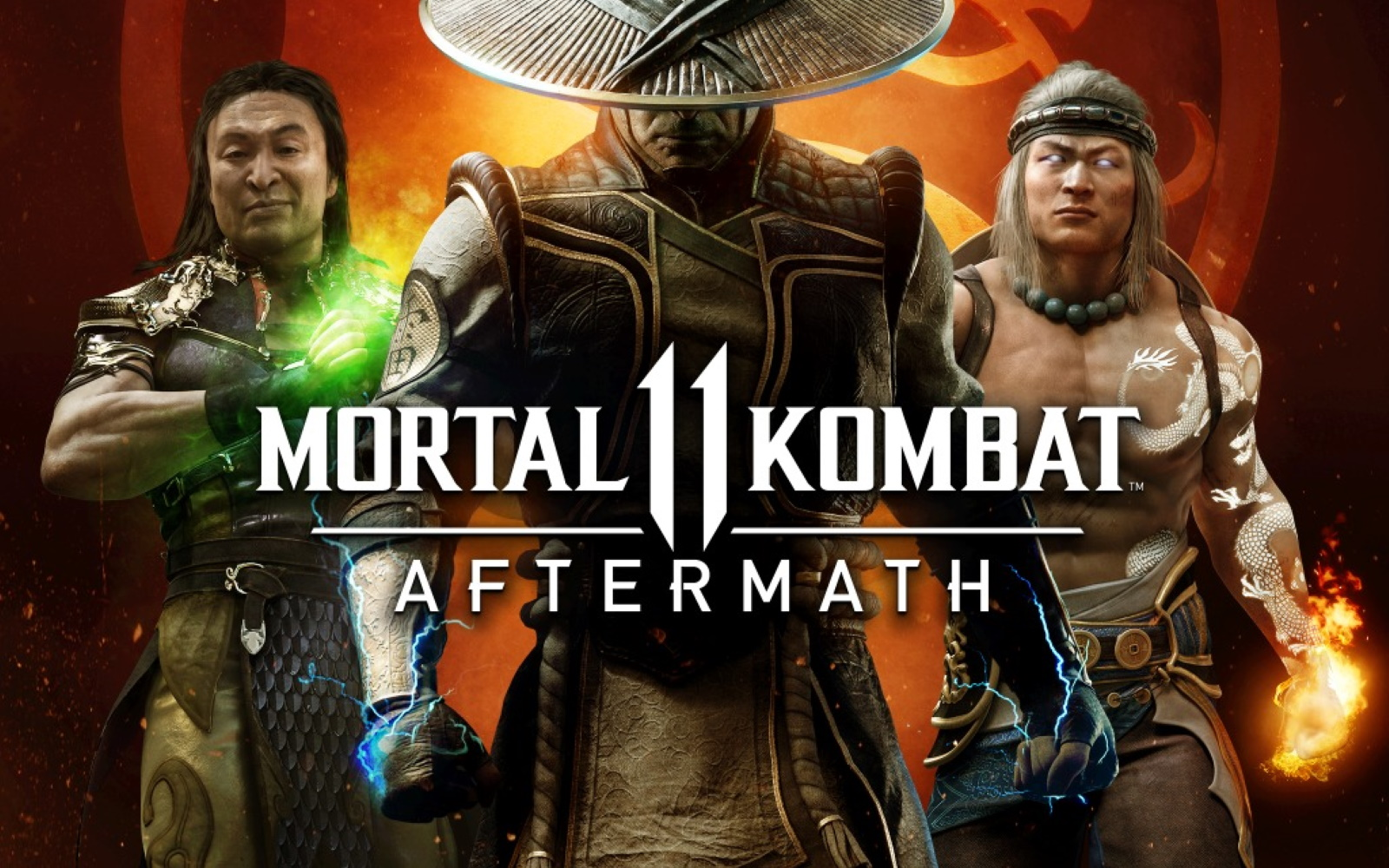 More Mortal Kombat 11 Coming With Aftermath