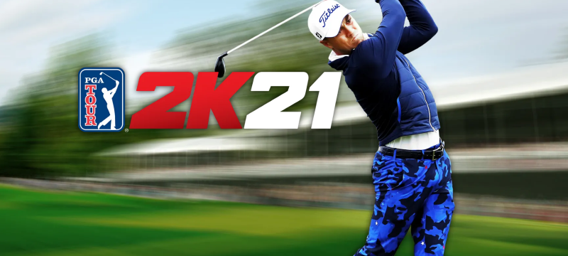 PGA Tour 2K21 Header