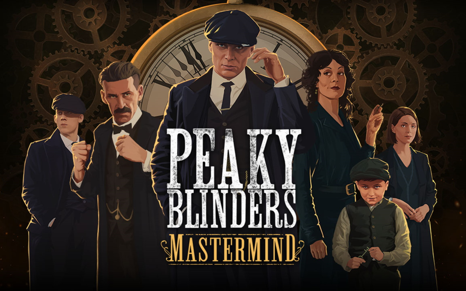 Peaky Blinders: Mastermind Coming To PC & Consoles
