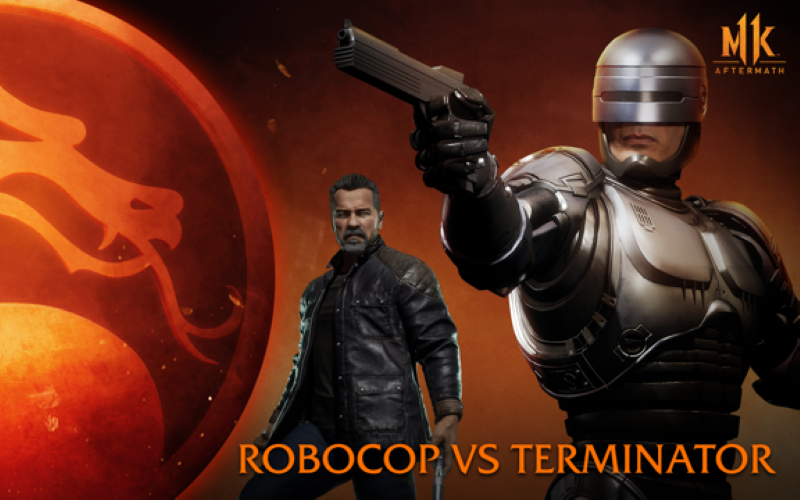 It's Almost Time For RoboCop Vs Terminator