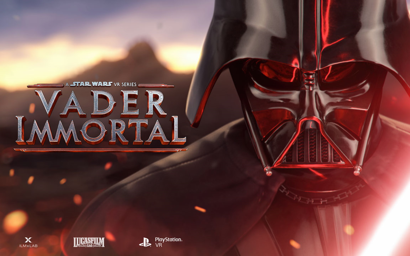 The Star Wars VR Series, Vader Immortal, Coming To PlayStation VR