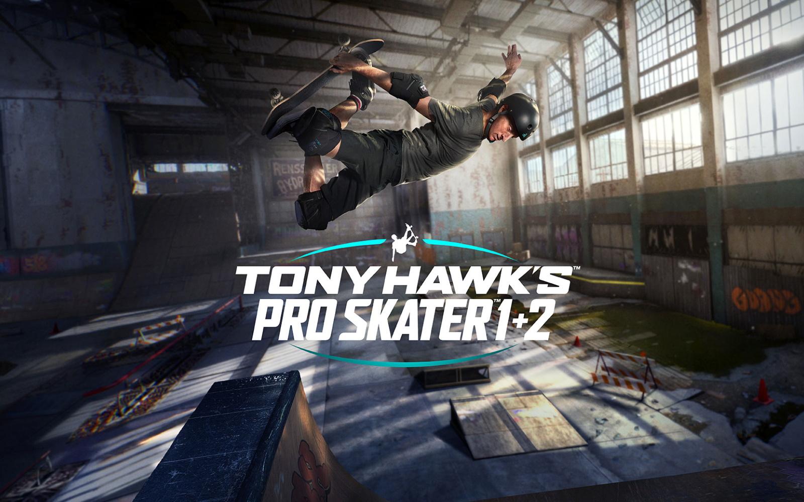 Tony Hawk Pro Skater 1 & 2 Coming In September