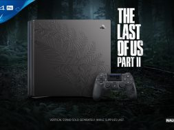 The Last of Us Part II PS4 Pro