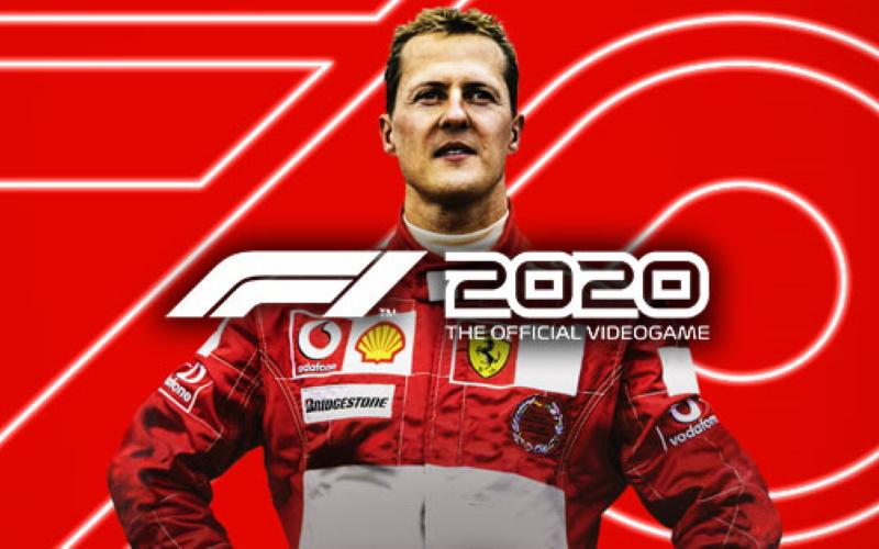 F1 2020 Michael Schumacher Deluxe Edition Trailer