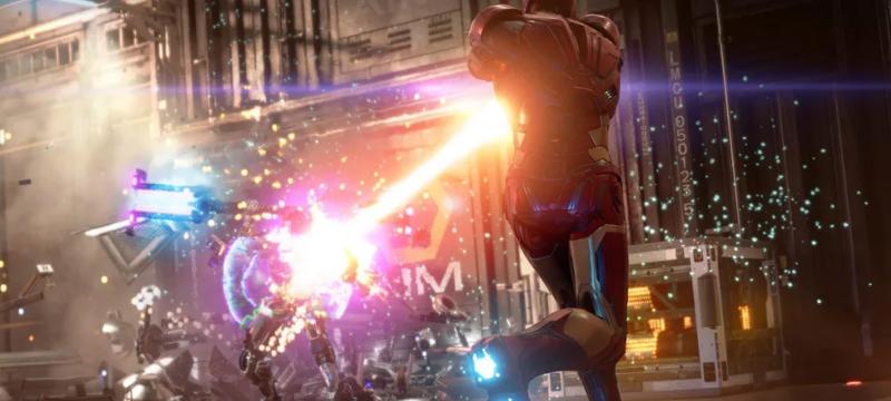 Avengers Header