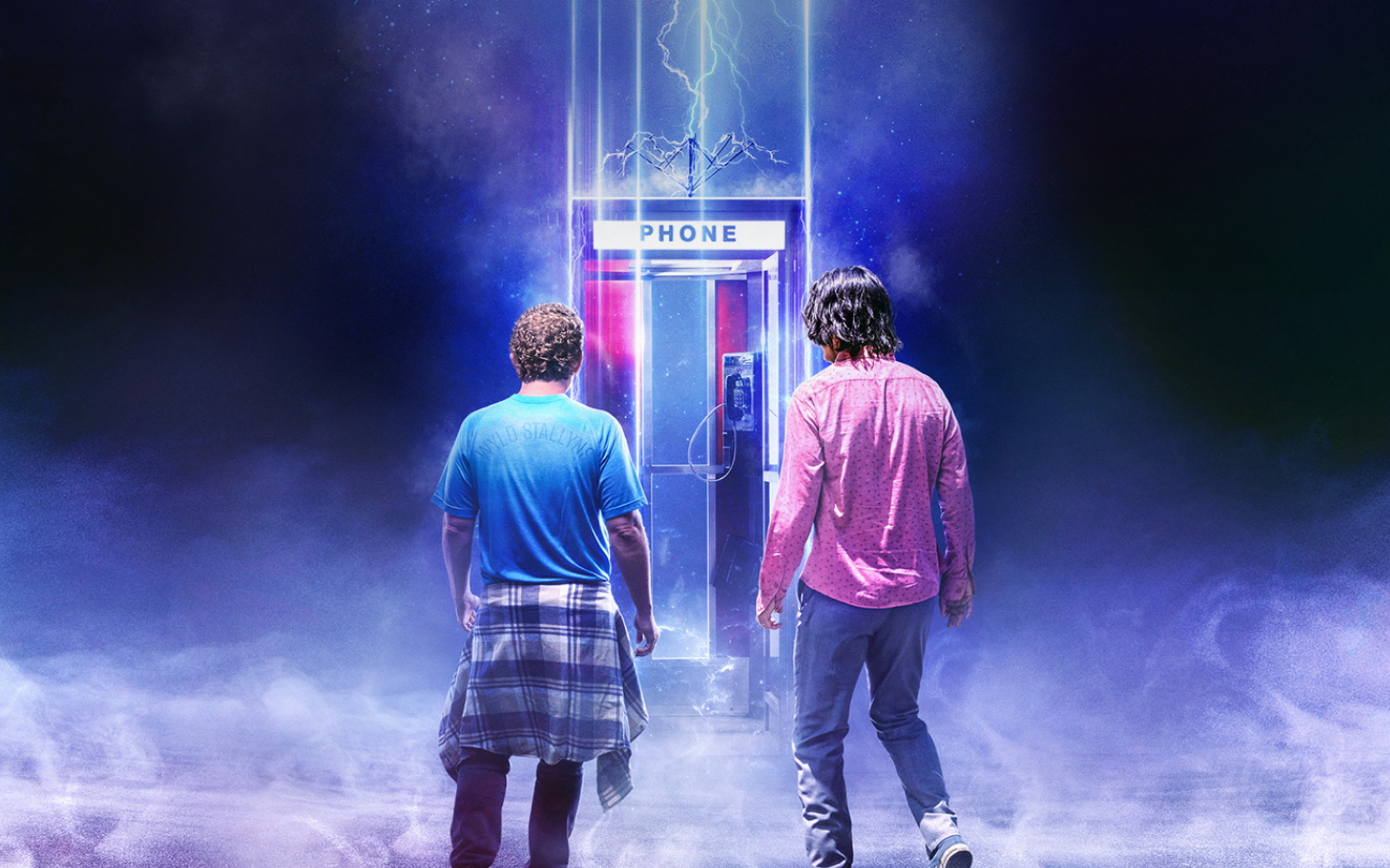 Bill & Ted Face The Music This August!