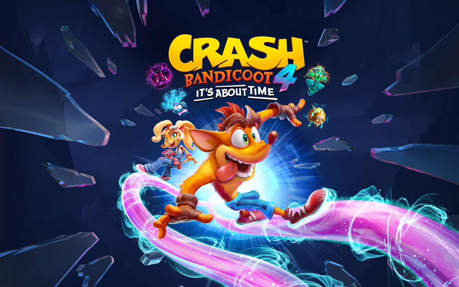 Crash Bandicoot 4 Gets Debut Trailer & Details