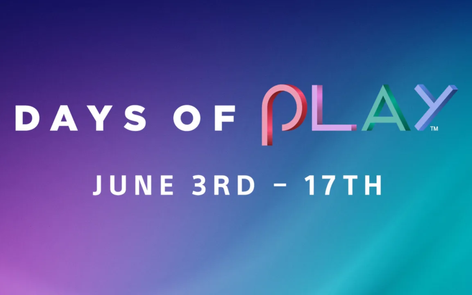 PlayStation's Days Of Play Comes To PS Store