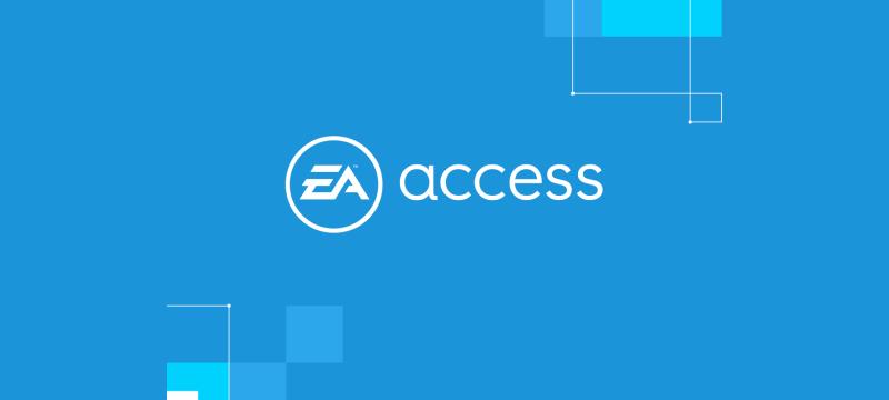 EA Access Header